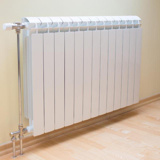 Modificación e instalación de calefacción