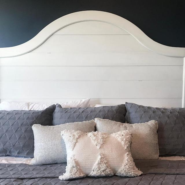 pintura de cabecero de camas